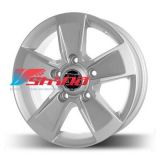 7x16 5x130 ET43 D84,1 SNG6 Silver (Ssang Yong)