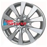 7x16 5x114,3 ET45 D60,1 TY041 Silver (Toyota)