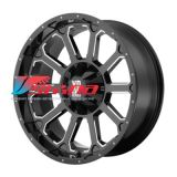 9x18 5x130 ET30 D84,1 XD806 Black/Machined