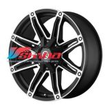 9x20 5x115 ET18 D72,62 AX193 Black/Machined