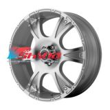 8,5x20 5x127 ET35 D78,1 AR889 Silver/Machined