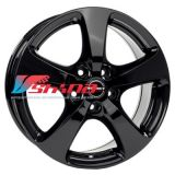 7x16 5x105 ET40 D56,6 CC Black matt